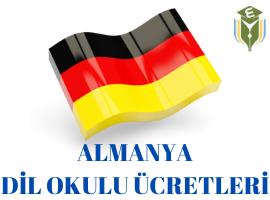 Almanya dil okulu ucretleri