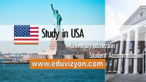 Amerika'da Üniversite Eğitimi
