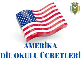 Amerika dil okulu ücretleri