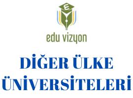 Diğer Ülkelerde Üniversite Eğitimi