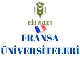 Fransa Üniversiteleri