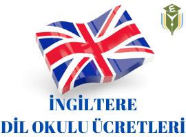 İngiltere dil okulu ücretleri