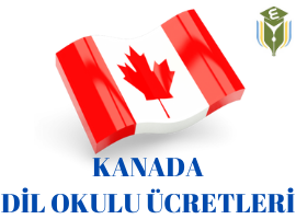 Kanada dil okulu ucretleri