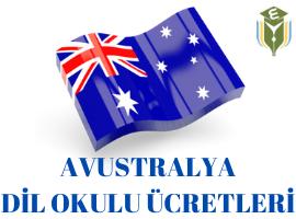 Avustralya dil okulu ücretleri
