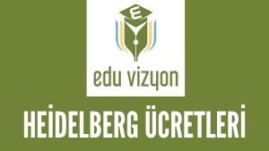 Heidelberg dil okulu ücretleri