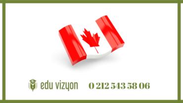 Kanada'da kariyer yapmak