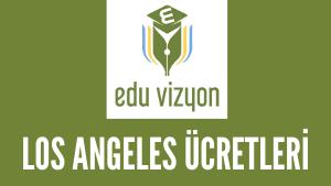 Los Angeles Dil Okulu Ücretleri