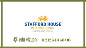 Stafford House Cambridge dil okulu